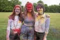 Colour run fun