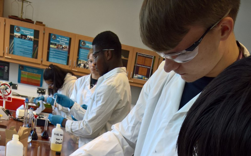 Aspirin Synthesis Workshop - Determining the Purity of Aspirin by Colourimetry