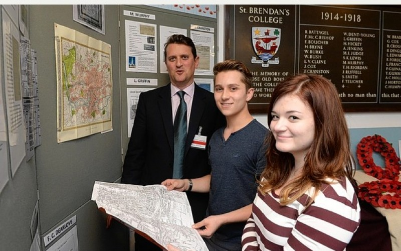 World War One research day